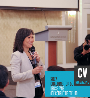 Denise Pang, Principal Coach ODE Consulting